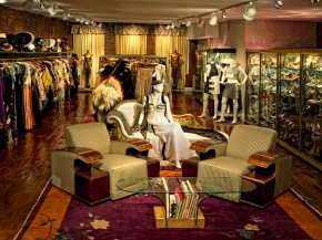 New York Vintage: a couture museum