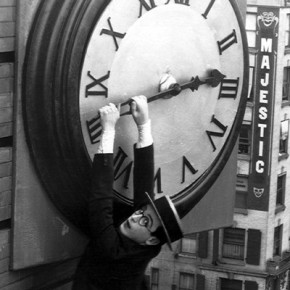 The Clock: a time-sensitive homage to cinema