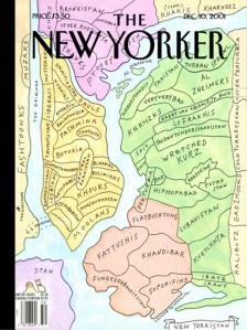 The New Yorkistan - Maira Kalman & Rick Meyerowitz