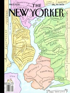 The New Yorkistan - Maira Kalman & Rick Meyerowitz